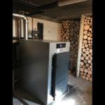 Chaudière à bois bûche VIESSMANN Vitoligno 150 S 2