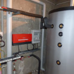 Rénovation d'une chaufferie gaz à cascade de deux chaudières à condensation VIESSMANN VITODENS 200 - Hôtel Eguisheim 4