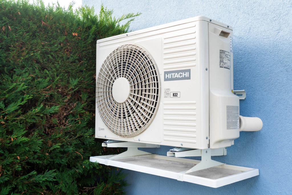 Remplacement de chaudière fioul par une pompe à chaleur Air-Eau HITACHI YUTAKI - Colmar 3