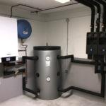 Remplacement de chaudière fioul par une pompe à chaleur Air-Eau VIESSMANN Vitocal 200-S - Colmar