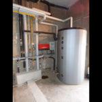 Rénovation d'une chaufferie gaz à cascade de deux chaudières à condensation VIESSMANN VITODENS 200 - Hôtel Eguisheim 2